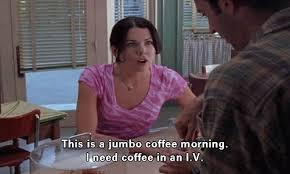 Coffee Gif And Gilmore Girls Image