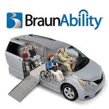 Wheelchair Van Conversion Choices