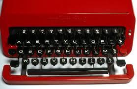 l œuvre machine à écrire centre pompidou