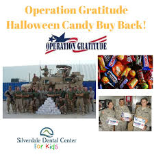 Operation Gratitude Halloween Candy Buy Back by Dentistry Blog U0026 Industry News Silverdale Wa