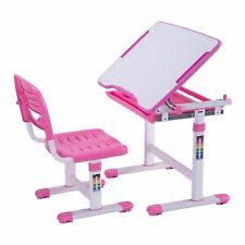 Kids U0027 Easels Art Tables by Childrens Desks Ebay White Mid Sleeper Cabin Bed With Storage