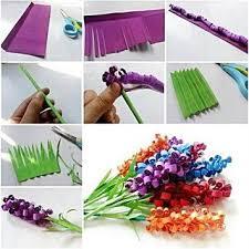Paper Flower Craft Tutorial Apk Screenshot
