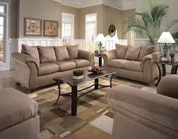 Decorating With Chocolate Brown Couches by Living Room Wall Decorating Ideas With Dark Brown Sofa