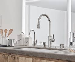 Pull Down Kitchen Faucets Pros And Cons by California Faucets Kitchen U2013 Spotlight U2013 Splash Galleries