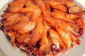 Rustic Cranberry Pear Apple Tarte