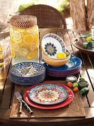 Pottery Barn Talavera Dinnerware Review