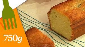 recette de cuisine cake recette de cake à la vanille 750 grammes