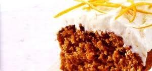 Rustic Carrot Cake