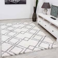 prime shaggy rug high pile rug carpet livingroom scandinavian style bedroom rug trendy rugs and carpets grey pe1000 ceres webshop