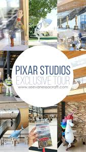 Luxo Jr Collectible Lamp by Pixar Animation Studios Exclusive Tour A Behind The Scenes Look