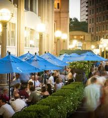 Harborside Grill And Patio by Boston Waterfront Restaurants Rowes Wharf Sea Grille Boston Ma