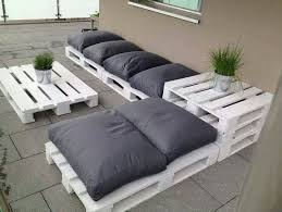 Plush Pallet Furniture Designs 13 Outdoor Seating Ideas Australia Garden Patio
