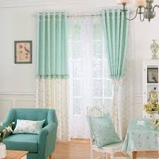 Cafe Curtains Blackout Drape Rustic Living Room Bedroom Window Treatments Bathroom Flowers Blind Fabric