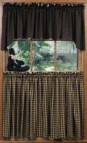 Country Curtains Sturbridge Hours by Prim Checked Curtains Make For A Great Window Treatment With