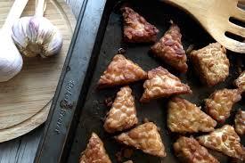 cuisiner le tempeh le tempeh rôti au four un plat à découvrir the vert et chocolat