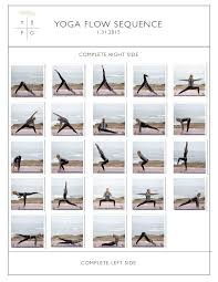 Meditation Total Body Sculpting Sequence Yoga Vinyasa SequencePower