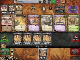 the best collectible card battle card games for the ipad