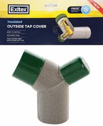 Outside Faucet Cover Freezing Weather by Outside Tap Cover Garden U0026 Patio Ebay