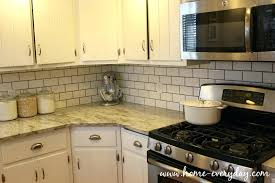 cover ceramic tile backsplash how to install a tile without or