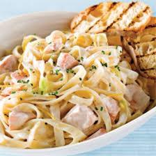 pâtes au saumon et citron recettes cuisine et nutrition