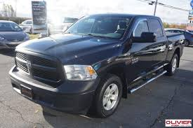 100 Tres Truck Used 2015 Ram 1500 TradesmanDIESEL4X4TRS PROP For Sale In Saint