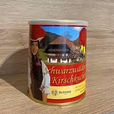 schwarzwälder kirschkuchen aus der dose traditions edition