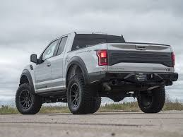 Hennessey Gives The Ford Raptor The Supercharged V-8 Treatment ...