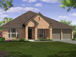 The Goliad 5882 Model – 4BR 2BA Homes for Sale in Pearland TX