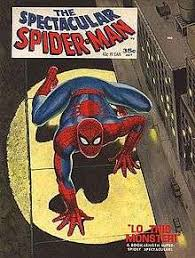 The Spectacular Spider Man Magazine 1 July 1968 Cover Art By John Romita Sr Layouts And Harry Rosenbaum Painted
