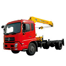 XCMG Official Truck Mounted Crane SQ6.3SK3Q For Sale_Truck Crane ...