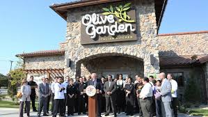 Business Pulse Poll What is the ideal number of Olive Garden