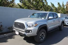 New 2018 Toyota Tacoma TRD Off Road Double Cab In San Jose #T182708 ... New 2018 Toyota Tacoma Trd Sport Double Cab In Elmhurst Offroad Review Gear Patrol Off Road What You Need To Know Dublin 8089 Preowned Sport 35l V6 4x4 Truck An Apocalypseproof Pickup 5 Bed Ford F150 Svt Raptor Vs Tundra Pro Carstory Blog The 2017 Is Bro We All Need Unveils Signaling Fresh For 2015 Reader