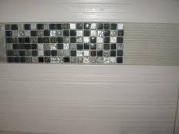how to get mosaic or glass tile accent flat diytileguy