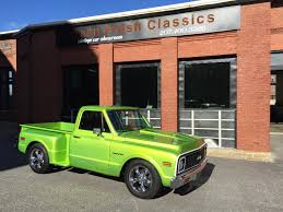 1972 Chevrolet C10 Step Side W/ 454 Big Block - Barn Fresh Classics, LLC 1972 Chevrolet Chevy Cheyenne Truck Short Bed 385 Fast Burner 385hp Chev Rhd C10 Stepside Pickup Turbo Diesel Ck For Sale Near Hendersonville Tennessee Cadillac Michigan 49601 Mbp Motorcars Super 4x4 12 Ton Blazer Restore A Muscle Car Llc Need To Find One Of These In A Short Wide The Jester 400 10 Series Connors Motorcar Company