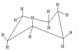 Chair Conformation Of Cyclohexane Ppt by Ring Strain And The Structure Of Cycloalkanes Chemistry Libretexts