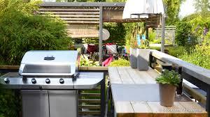 die outdoorküche baumeister haus
