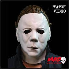Halloween H20 Mask by Michael Myers Mask Ebay