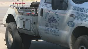 100 Tow Truck Albuquerque Truck Stolen While Its Owner Helped Stranded Family