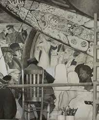Diego Rivera Rockefeller Mural by The Rockefeller Reach Muckety See The News