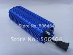 output 4 5a 240v mh hps 1000w dimmer electronic ballast with power