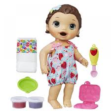 46CM DRINK AND WET BABY DOLL Dolls Accessories Toys Baby