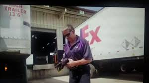 100 Lakeville Trucking FedEx Freight Local PD Dancing Driver YouTube