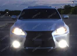 2013 lexus gs350 with stunning h11 led fog lights ijdmtoy