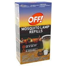 amazon com 3 boxes off mosquito l refills 2 candles 2