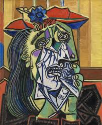 Pablo Picasso Weeping Woman 1937