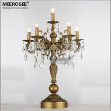 Crystal Table Lamps For Bedroom by Discount Crystal Table Lamps For Living Room 2017 Crystal Table