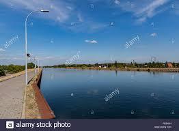 100 Magdeburg Water Bridge Stock Photo 215343677 Alamy
