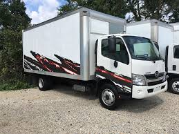 2015 HINO 195 FOR SALE #2843
