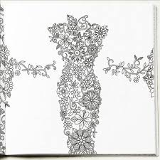 Floating Lace Adults Colouring Book Secret Garden Art Coloring Books Antistress Painting Drawing For Adult Chilldren In From Office School
