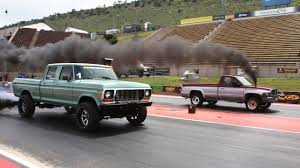 100 Motor Trend Truck Of The Year History Diesel Power Challenge 2018 Part 3 14Mile Drag Race YouTube